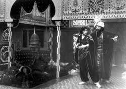 Qiz Qalasi - Легенда о Девичьей Башне (1924)